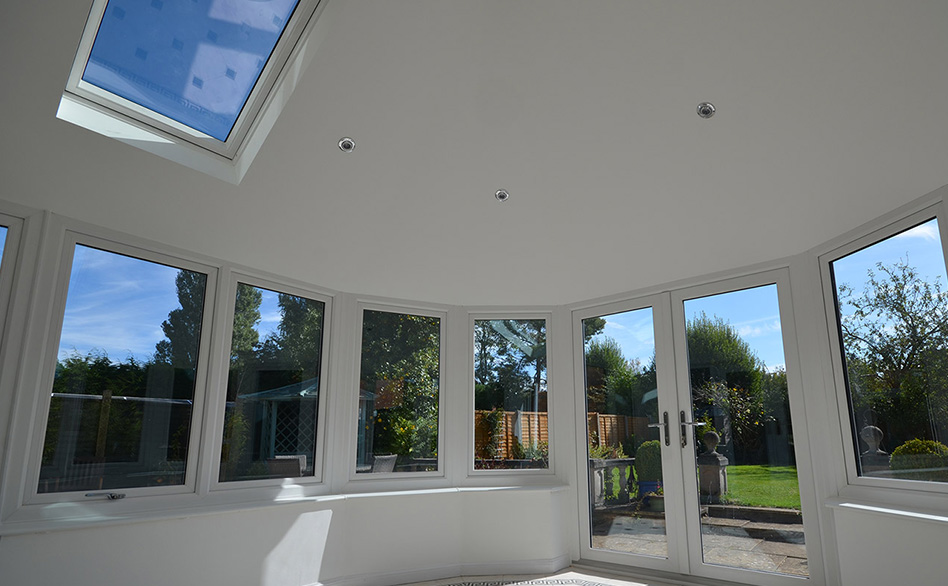 Tiled Conservatory Conversion