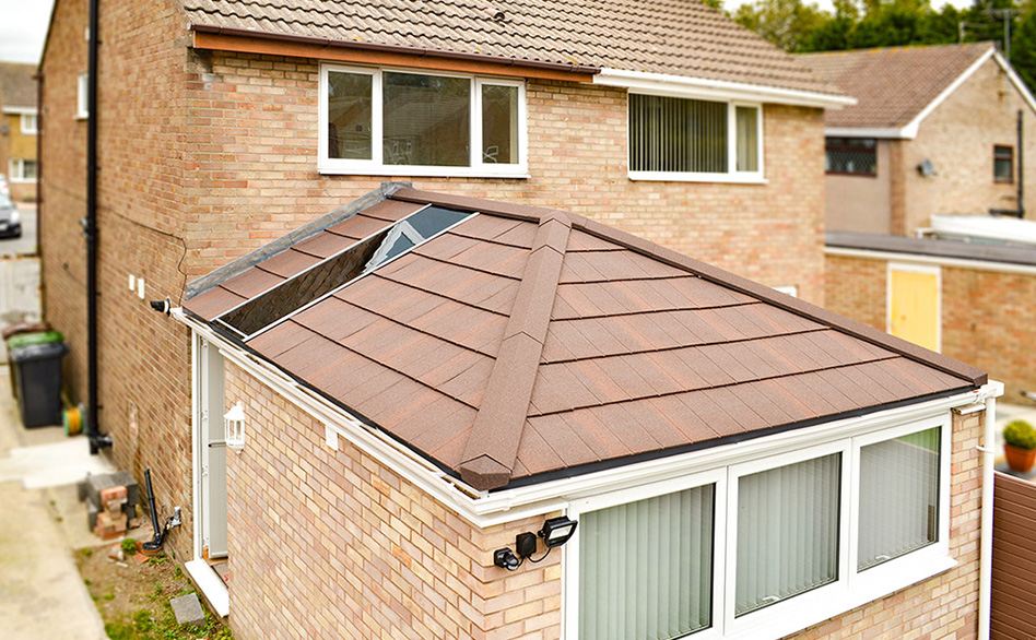 Warm Conservatory Roof